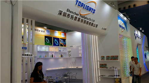 2015 GuangZhou International lighting Exihibition